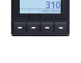 Trimble S1100 Compact machine scales